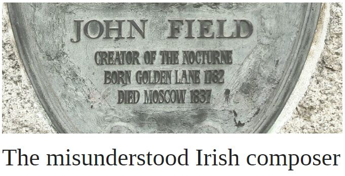 The misunderstood Irish composer