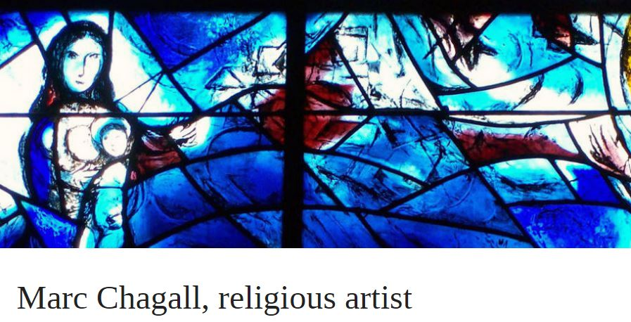 Marc Chagall, religious artist